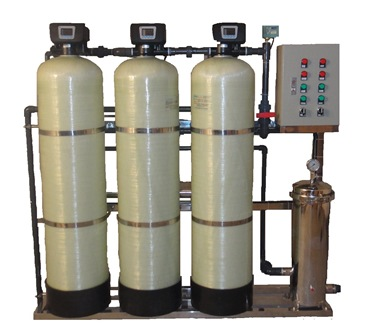 WT000 Mechanical Water Treatment Plant