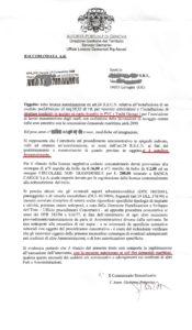 Autorizzazione Autorità Portuale genova