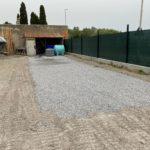 Pavimentazione in HDPE